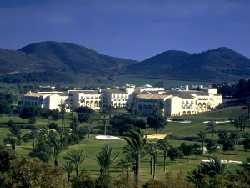 Hyatt Regency, La Manga Club, Near Murcia, Spain