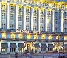 Waldorf Hotel, Aldwich, London.